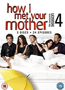How I Met Your Mother - Season 4 [DVD]
