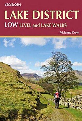 Lake District: Low Level and Lake Walks (British Walking)