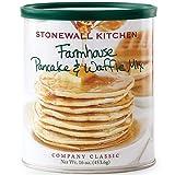 Stonewall Kitchen Farmhouse pancake & waffle mix. Preparato per pancake e waffle classico originale americano in confezione richiudibile. Made in USA. Importazione diretta.