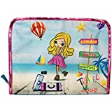 Shopaholic Travel Girl Hair Clip Organiser For Kids/Teenagers