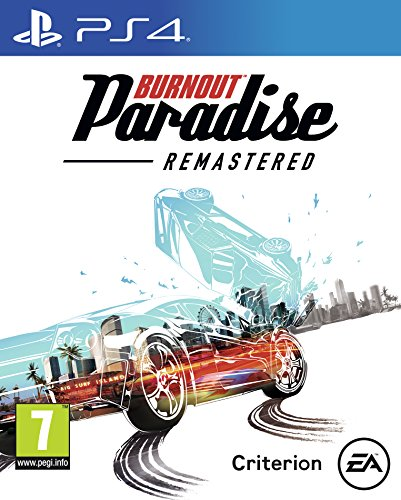 Burn Out Paradise Remastered (precio: 19,90€)