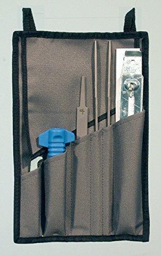 Vallorbe Chainsaw Sharpening-Set, 4 mm (5/32 (Garten-tool-sharpening Kit)