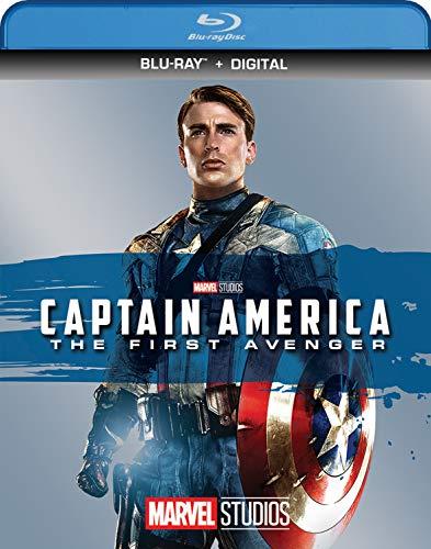 Preisvergleich Produktbild CAPTAIN AMERICA: THE FIRST AVENGER - CAPTAIN AMERICA: THE FIRST AVENGER (1 Blu-ray)