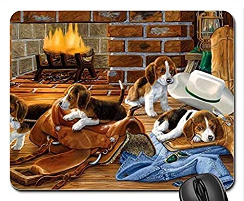 By Terry McGovern Mouse Pad, Mousepad (Dogs Mouse Pad)