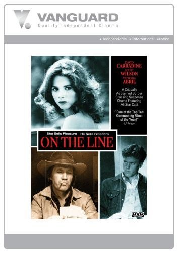 On the Line by David Carradine