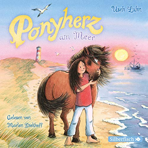 Ponyherz am Meer: 1 CD