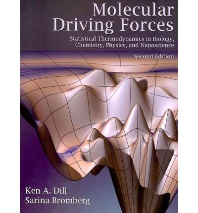[ Molecular Driving Forces Statistical Thermodynamics in Biology, Chemistry, Physics, and Nanoscience By Bromberg, Sarina , Paperback, Dec- 13- 2010 ]