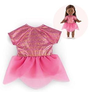 Corolle fpk95-Vestido de Hada para muñecas Ma