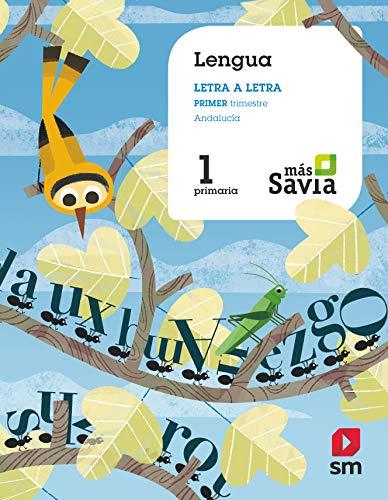 Lengua, Básico 1 Primaria Más Savia Andalucia