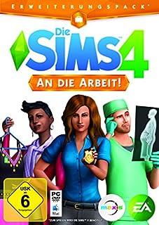 Die Sims 4 - An die Arbeit [Erweiterungspack] [PC Code - Origin] (B014GEYJ20) | Amazon Products