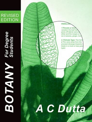 Botany for Degree Students by A. C. Dutta (1997-02-27)