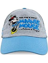 Disney Parks The One and Only Minnie Mouse - Gorra de béisbol para Mujer e7a51fde7535
