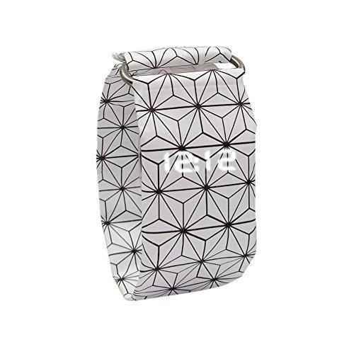 PLOT Paper Watch | 2018 Hot Sale | Damenuhr Digitalanzeige | Kreativ Papier Armbänder | LED Wasserdichte Uhr | Tyvek Papier Strap | Digitale Uhren | Dekoration (E)