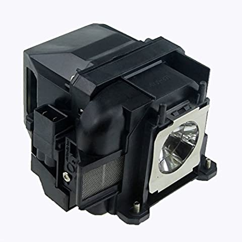 XIM Lamps E88 Series Projector Lamp with Housing For EB-945H/EB-955WH/EB-965H/EB-97H/EB-98H/EB-S04/EB-S29/EB-S31/EB-U04/EB-W04/EB-W420/EB-W29/EB-W31/EB-W32/EB-X04/EB-X27/EB-X29/EB-X31/EB-X36 Projectors
