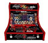 Arcade Machines - Fatal Fury - 2 jugadores Arcade Bartop Machine - 815 JUEGOS EN 1
