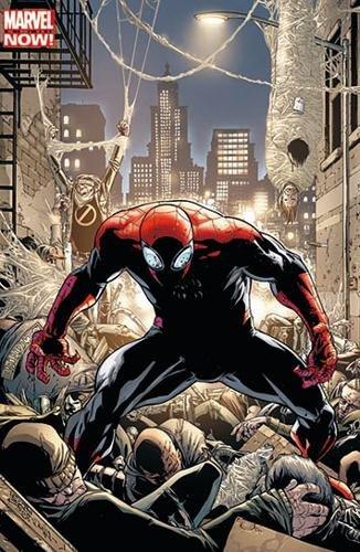 Spider-man 2013 001 vc