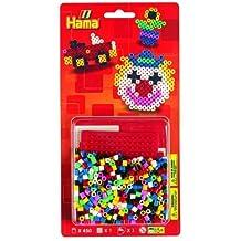 Hama Beads - Clown and Car Kit (Midi Beads) by Hama