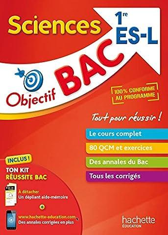 Objectif Bac Sciences 1res