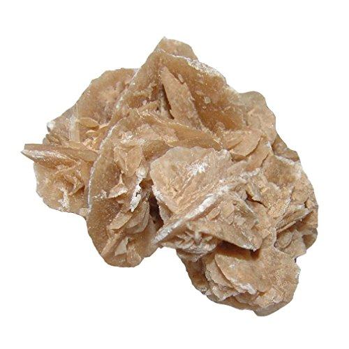Sandrose Wüstenrose aus Tunesien ca. 80 - 100 mm als Deko oder Duftöl Speicher
