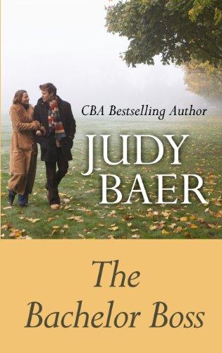 The Bachelor Boss (Thorndike Press Large Print Christian Fiction)