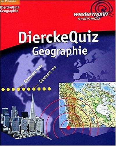 Preisvergleich Produktbild Diercke-Quiz Geographie