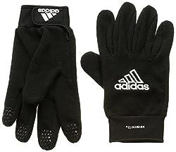 adidas Field Player Gloves, Black / White, 8