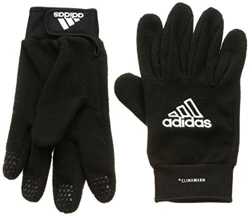 Adidas Fieldplayer Guantes, Hombre, Negro/Blanco, 9