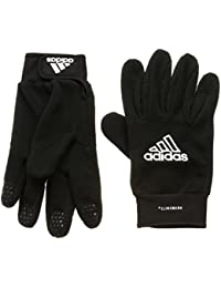 Adidas Fieldplayer Guantes, Unisex Adulto, Negro/Blanco, 9