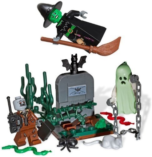 LEGO 850487 - Halloween Figuren und Zubehör - Lego Monster Halloween Fighters