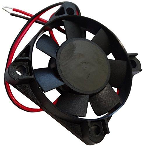 Aerzetix: Gehäuse Lüfter Gehäuselüfter Axial-Lüfter 24V 50x50x10mm 21,25m3/h 35dBA 6500rpm 28AWG 1.4W Vapo C14523 -