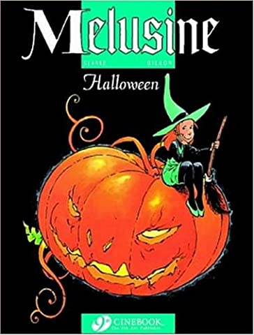 Character Pour Halloween - Mélusine, Tome 2 : Halloween : Edition