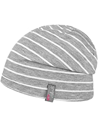 CHILLOUTS - LARGOS HAT LAG03 - LILA / GREY