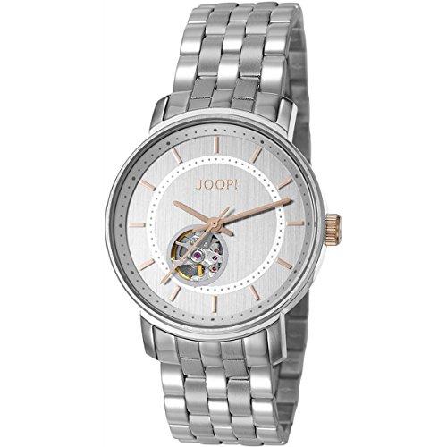 Joop.–Reloj de pulsera analógico automático para hombre acero inoxidable jp101801002