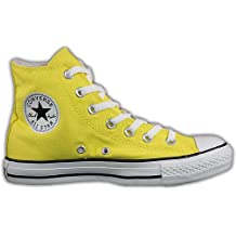 all star converse gialle