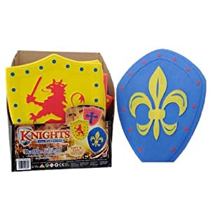 EVA foam Battle Shield from the Knights and Warriors collection.