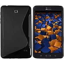 Mumbi S TPU Carcasas Samsung Galaxy Tab 4 T230 T235 (7 pulgadas) sobre