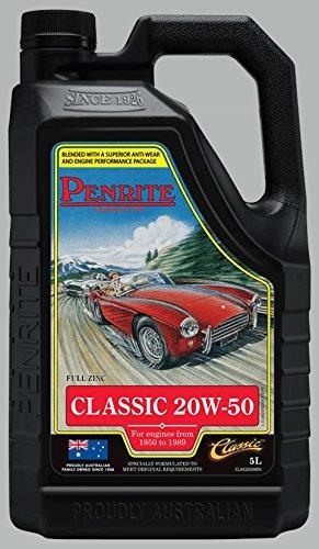 penrite Classic Motoröl 20W