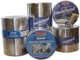 Soudal Soudaband Aludichtband Bitumenband Dachabdichtung Gr. 75mm x 10m -> alu, selbstklebend, wasserdicht