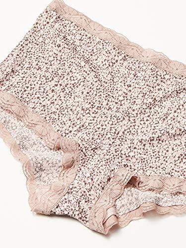 Maidenform Damen Boy Short Panty Unterhosen, Jungen, Flower Dash/Abendblush, 34 - 2