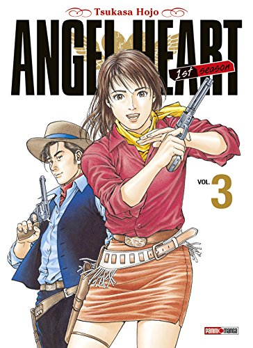 Angel Heart Nouvelle édition Tome 3