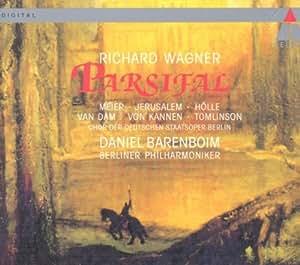 Wagner: Parsifal (Gesamtaufnahme)
