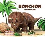 Ronchon, le tricératops