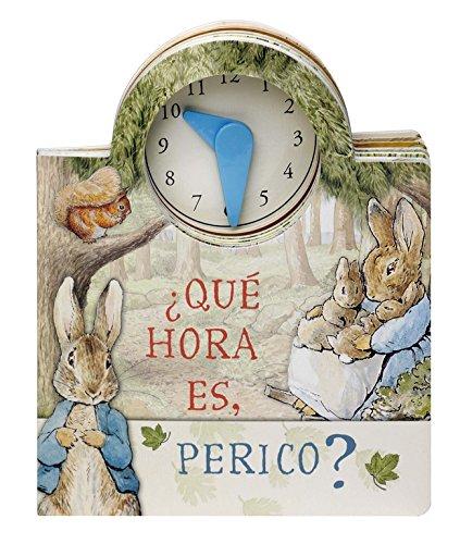 ¿Qué hora es, Perico?