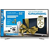 Grundig 48 VLX 7070 BL 122 cm (48 Zoll) Fernseher (Ultra-HD, Triple Tuner, 3D, Smart TV)