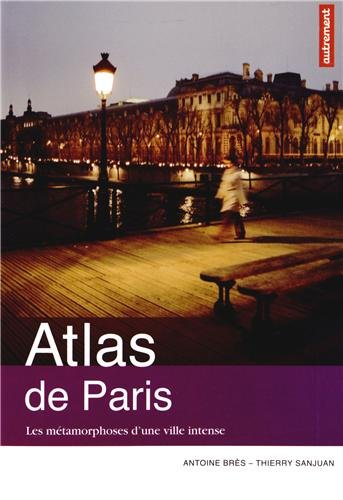 ATLAS DE PARIS N.É.
