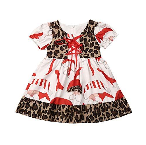 Plus Size Frau Claus Outfit - ShinyAmber Weihnachten Kleinkind Baby Mädchen Frau