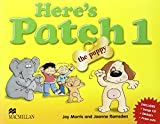 Here's Patch the Puppy 1 Pupil's Book with Audio CD
