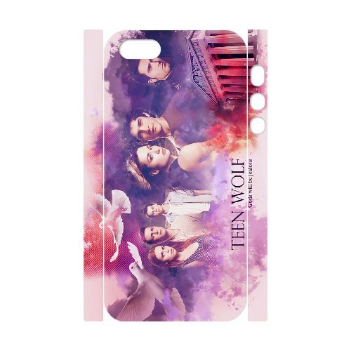 LP-LG Phone Case Of Teen Wolf For iPhone 5,5S [Pattern-6] Pattern-5