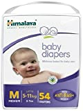 Himalaya Baby Medium Size Diapers (54 Co...