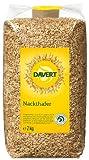 Davert Nackthafer, 2er Pack (2x 2 kg) - Bio